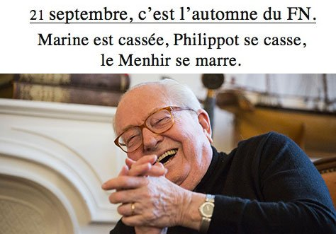 #philippot #fn @f_philippot Front #RTLMatin #FN_officiel #MLP_officiel #CNEWS #LCI #lepenjm #ComitesJeanne Marion Marechal Le Pen #BFM<br>http://pic.twitter.com/12yqvyg4C2