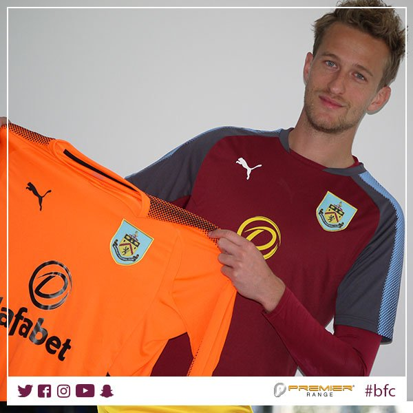 BREAKING: Clarets complete deal for goalkeeper Anders Lindegaard. Full...