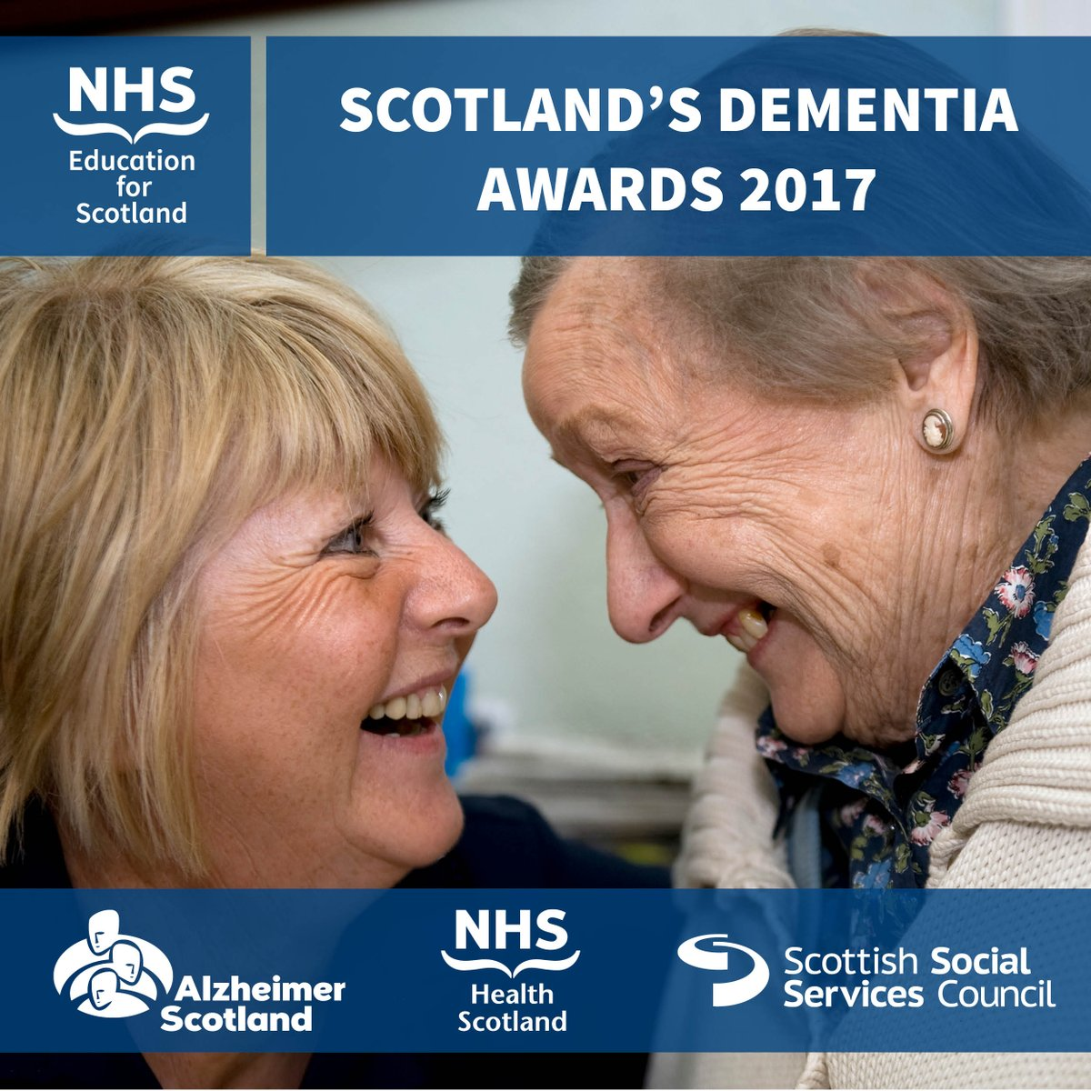 Scotland's Dementia Awards 2017 are a great way to mark World Alzheime...