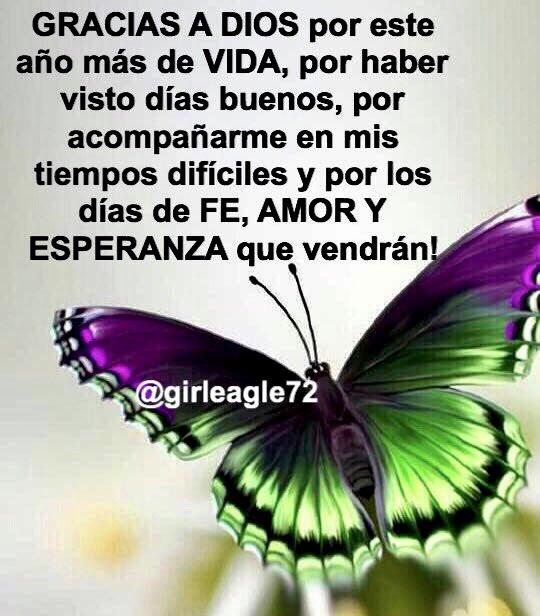 Eva Rodriguez On Twitter Gracias A Dios Por Este Año Más De Vida