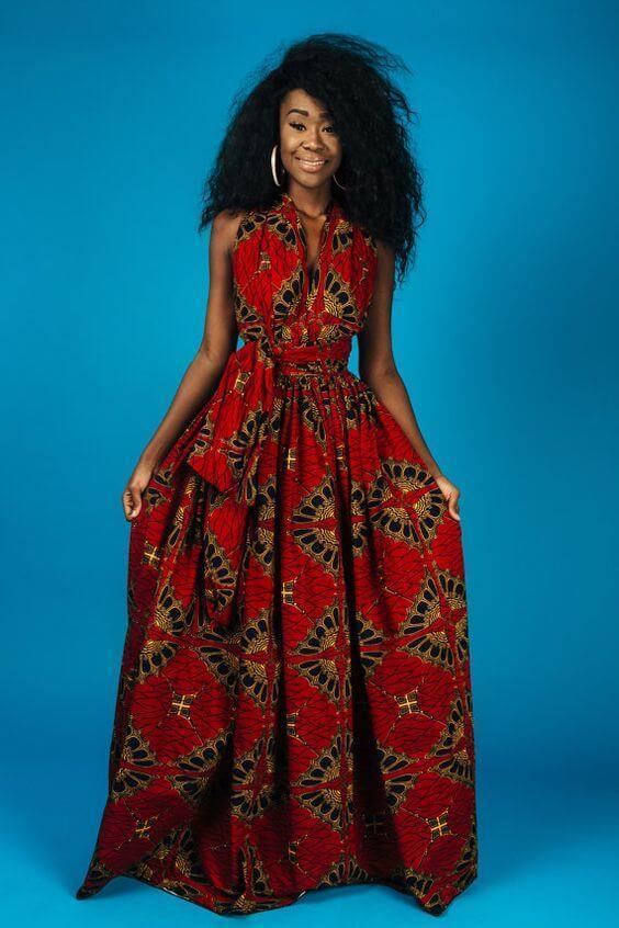 Akukucatherine On Twitter Neckline Designs For Kitenge Maxi Dresses Https T Co 1rbfgyk42g