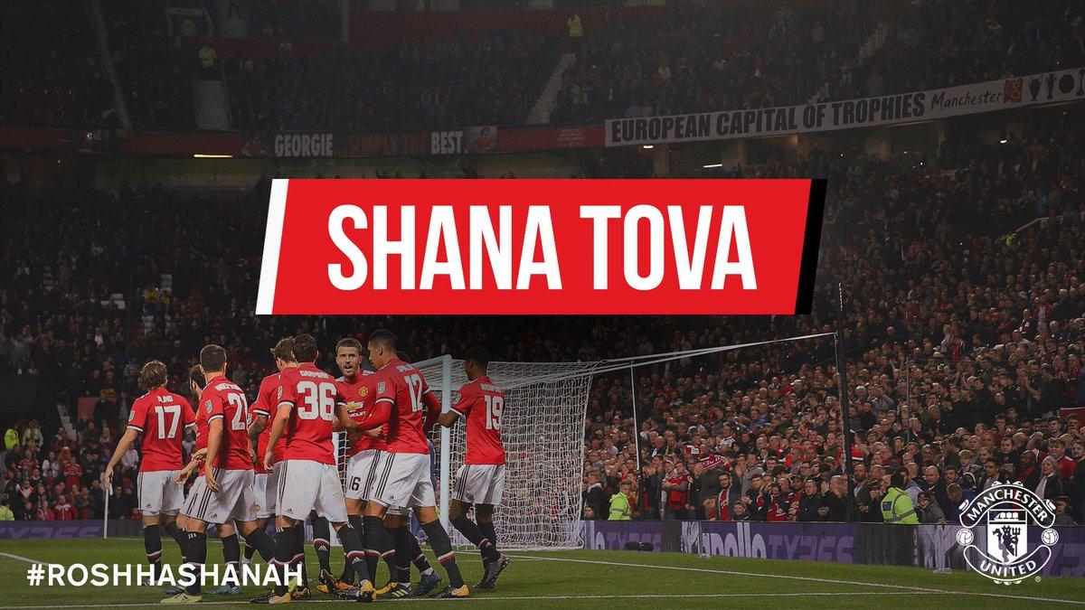 We're wishing all our Jewish fans a Shana Tova today! #RoshHashanah ht...