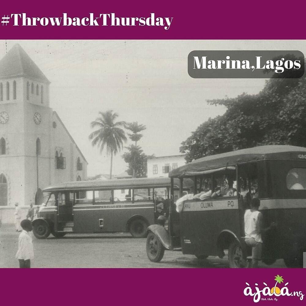 #ThrowbackThursday:Old Marina - Lagos (before Independence)  #ajalang #clickclickfly #ajalathetraveller #tbt #th…  http:// ift.tt/2xjmvpZ  &nbsp;  <br>http://pic.twitter.com/4KLugcbTre