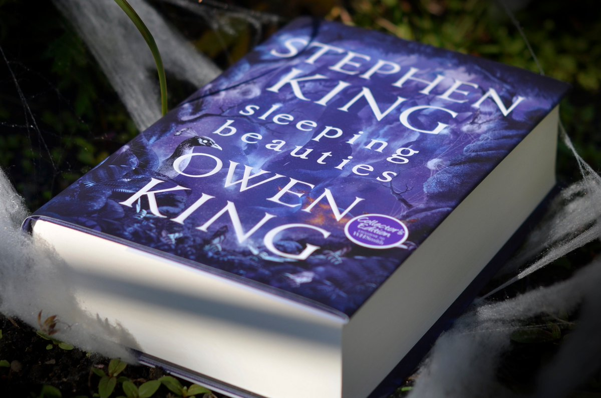 Happy Birthday @StephenKing! Counting the days until this beauty is re...