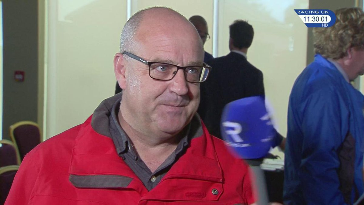 .@RichardFahey has eight runners in the Ayr Gold Cup on Saturday and says it is a race he likes to target.