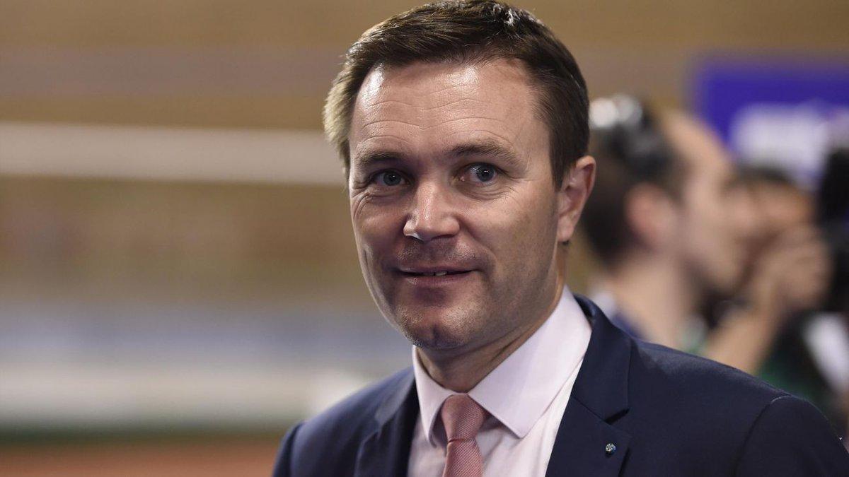 Le Français David Lappartient nouveau président de l'UCI ! 👉https://t....