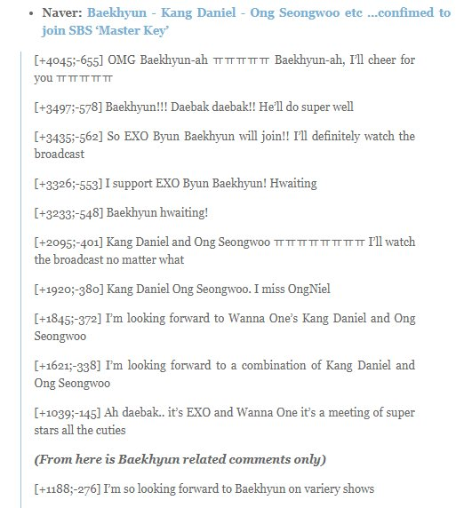 Image result for exo tumblr comments