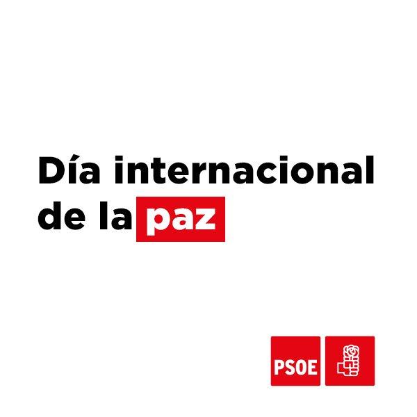 🕊️ Nos sumamos al #DiaInternacionalDeLaPaz. Este es nuestro manifiesto...
