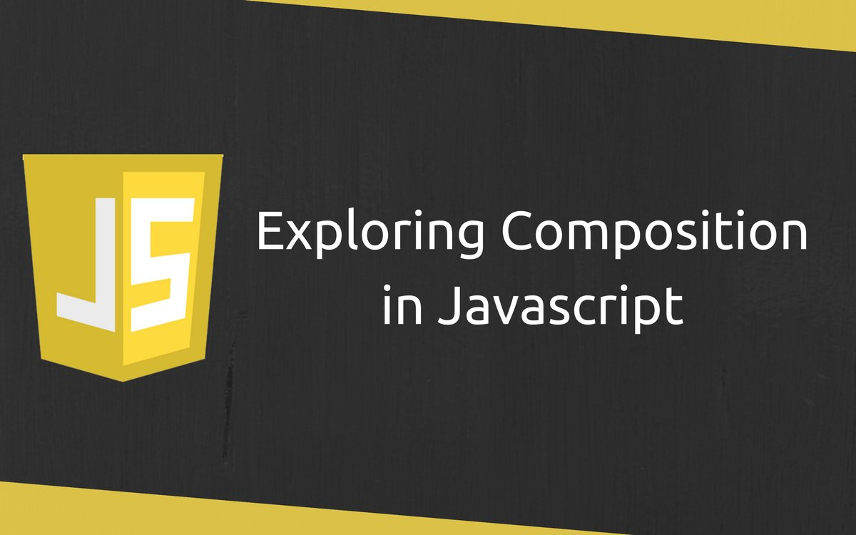 Exploring Composition in #javascript  https:// dev.to/damcosset/expl oring-composition-in-javascript &nbsp; …  #webdev #js #reactjs #Nodejs #FrontEnd #JavaScriptFrameworks #AngularJS<br>http://pic.twitter.com/bdjCQ8Uaf2