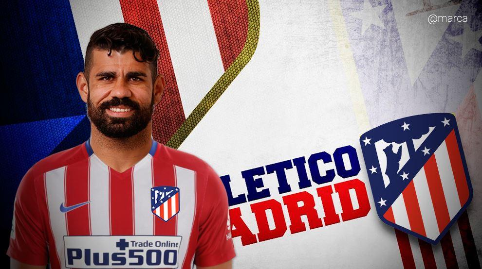 🚨🚨 Ya es un hecho el regreso: Acuerdo Atlético-Chelsea por Diego Costa...
