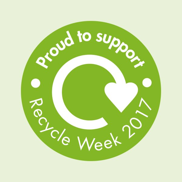 We're loving the amount of you already supporting #RecycleWeek! We can...