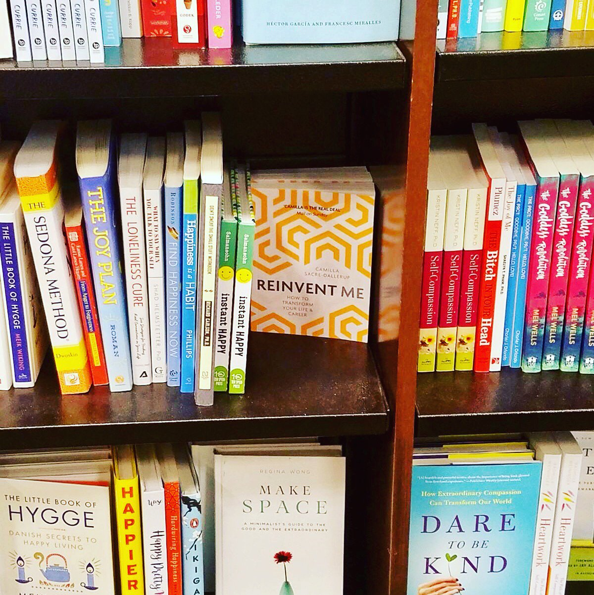 """Excited to see """"Reinvent ME"""" in @BNBuzz LA. Grab ur copy here and start ur reinvention today https://t.co/qUkYzfg44q https://t.co/cZIBn0FVjG"""