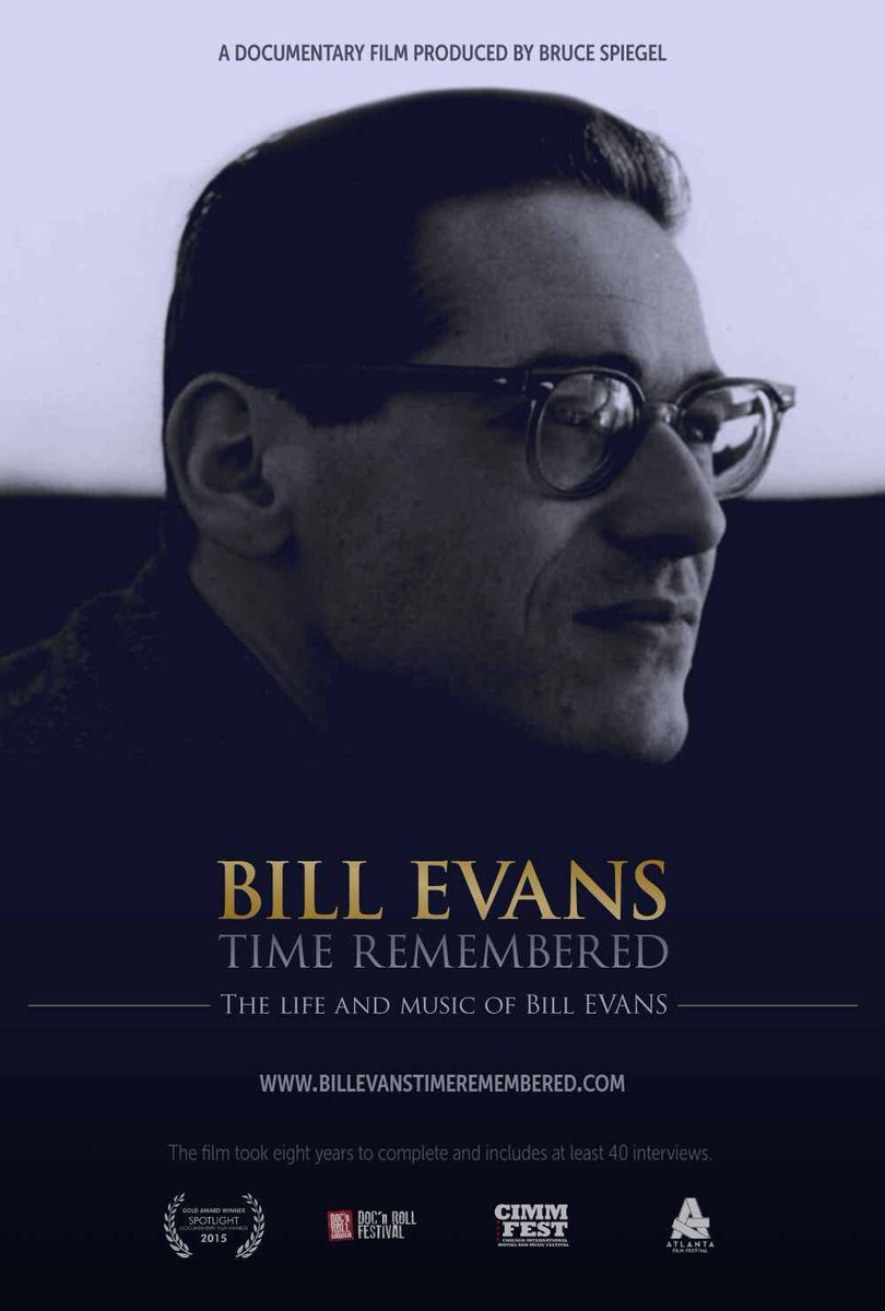 Due to popular demand &amp;limited spaces there will be screening at 8pm &amp; another at 9.45pm of #BillEvans tonight @ Turnstyle Records @sferauk<br>http://pic.twitter.com/6K4eoImiIR