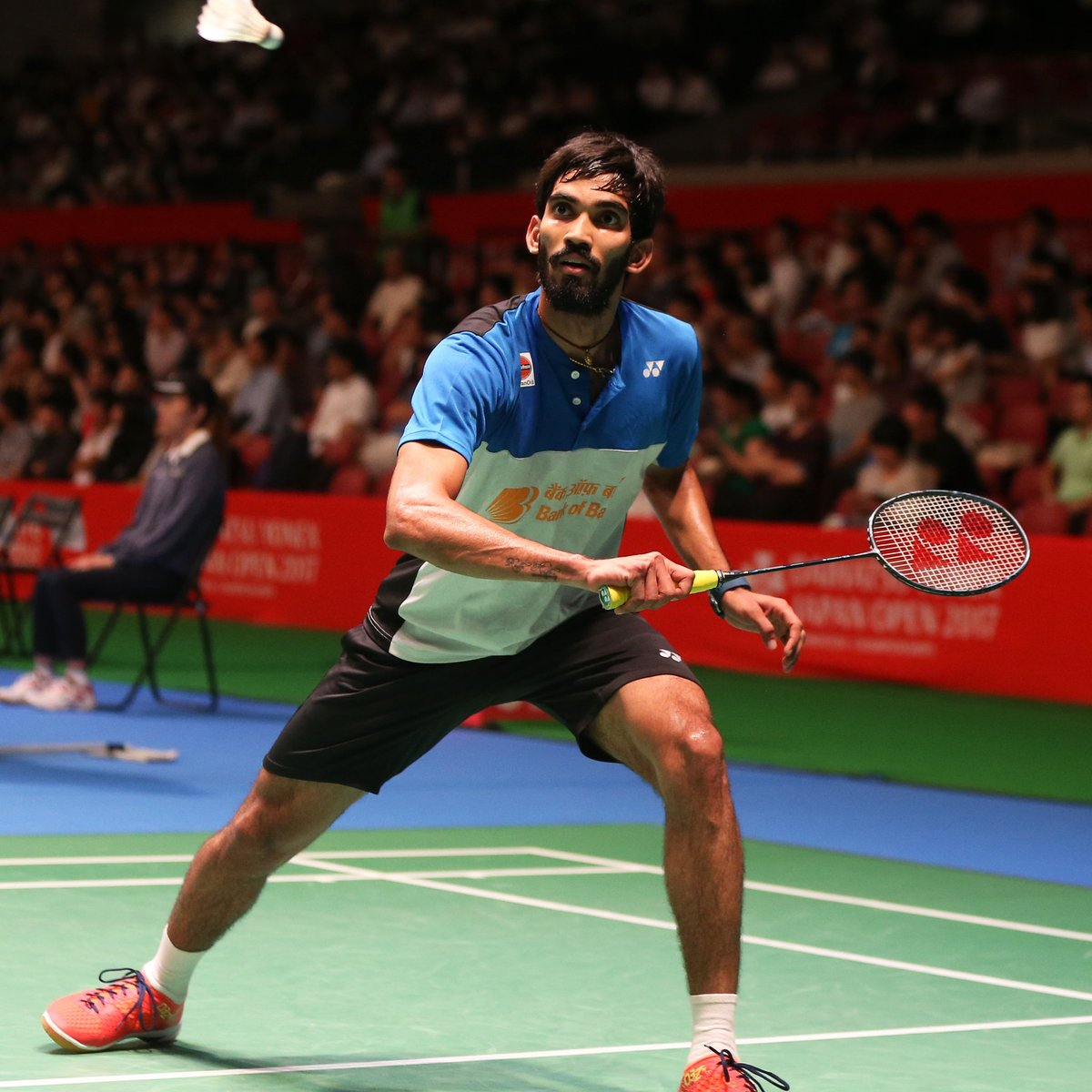 Good straight sets win and I feel much better playing today. #japanopen #superseries #2ndround #teamindia #believe #achieve <br>http://pic.twitter.com/YXSi2oAxLd