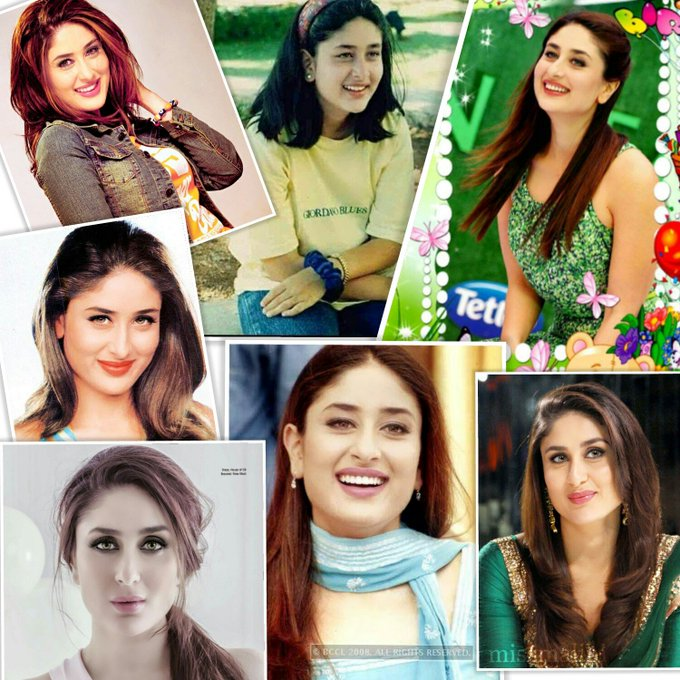 Happy birthday my sweet Bobo Kareena Kapoor