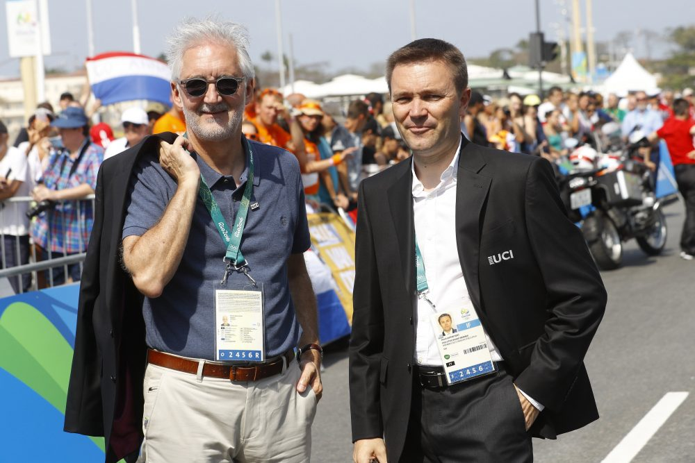 David Lappartient elected as new UCI president as Brian Cookson loses...
