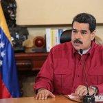 """.@NicolasMaduro """"La agresión del nuevo #Hitler de la política internacional, @DonaldTrump  contra el pueblo de #Venezuela"""""""