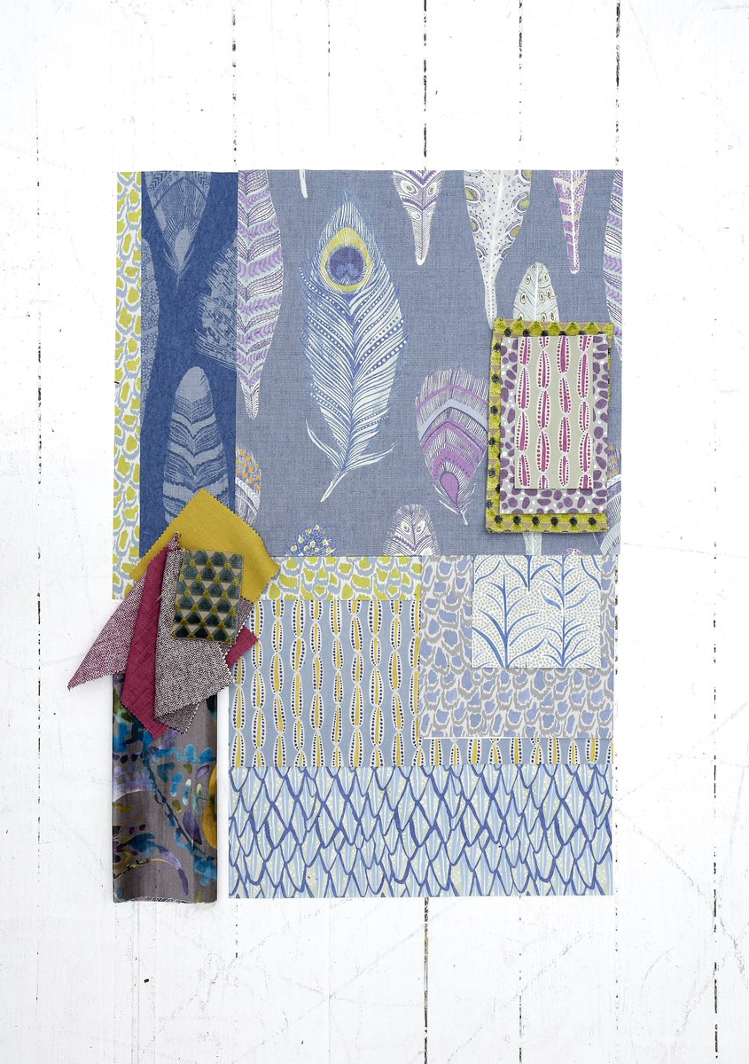 It all starts with a mood board.......#Wallpaper #WallArt #VoyageDeco #Inspiration #MoodBoard #Design<br>http://pic.twitter.com/09k0RrStIo