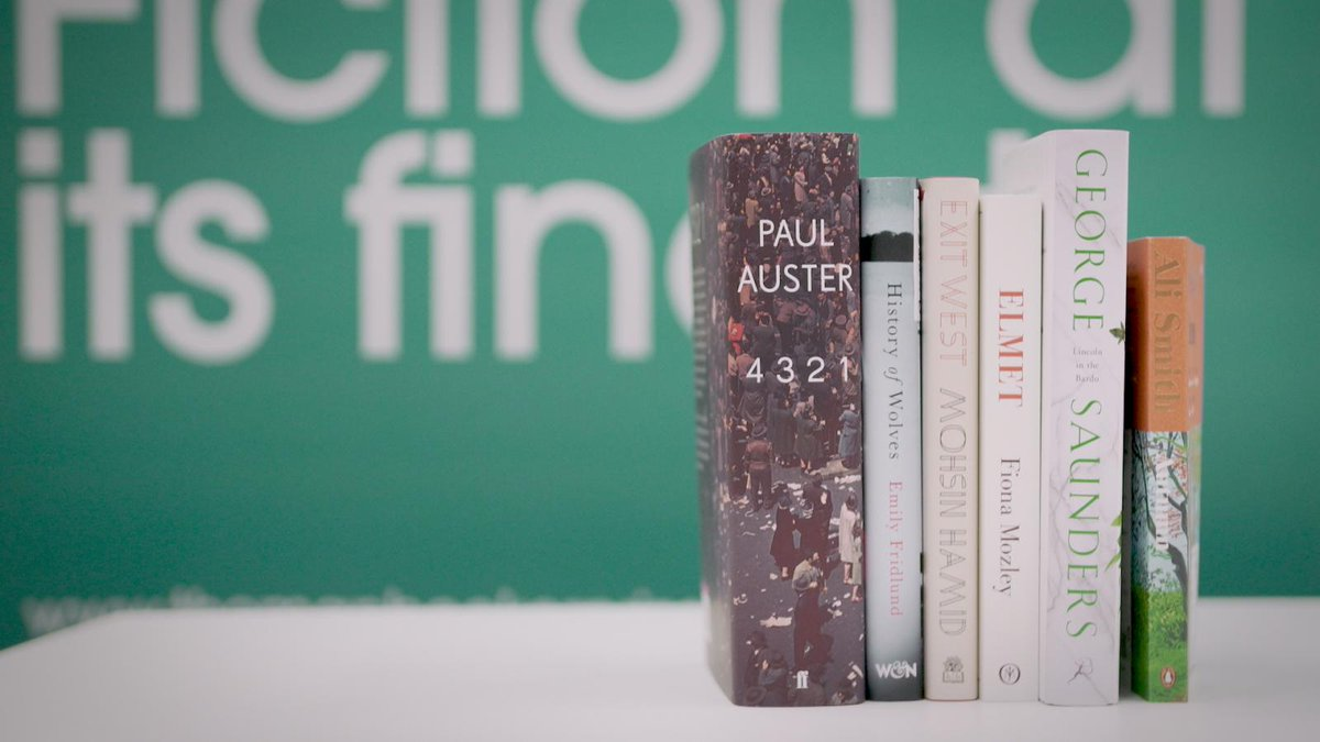 Nominados al MAN BOOKER 2017 https://t.co/aZWD4jU5QN #ManBooker2017 ht...