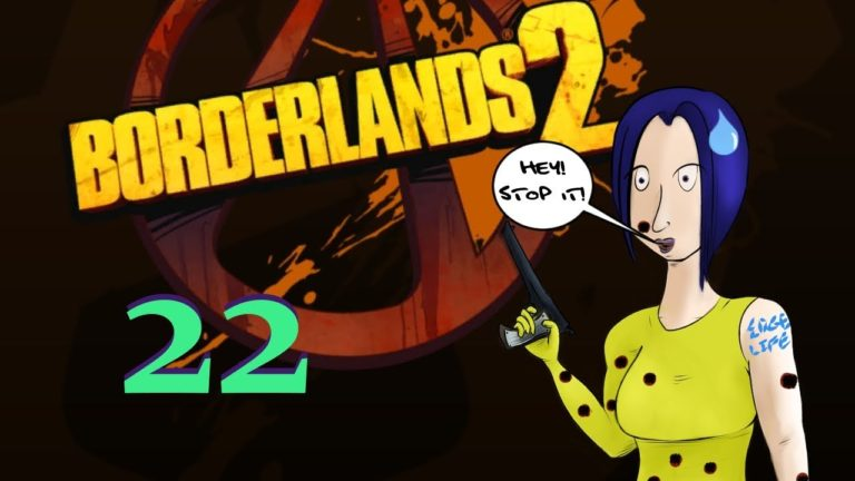 Borderlands 2 Let's Play Episode 22: Furries and Hunting TMI https://t...