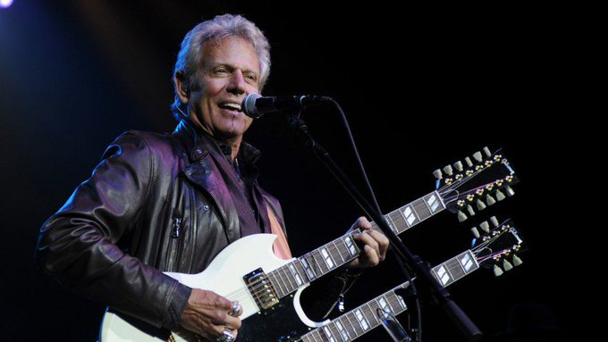 HAPPY BIRTHDAY DON FELDER !!  LETS ROCK SOME