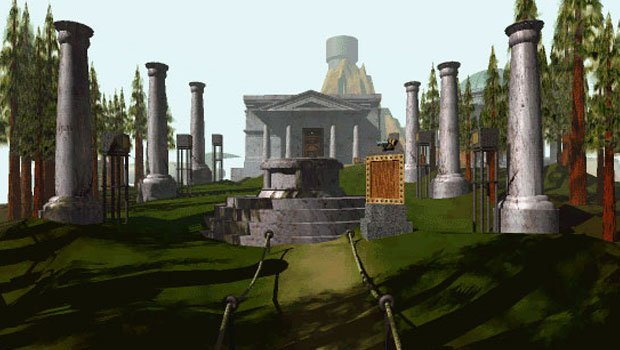 It may have been a good looking, fiendishly difficult point and click adventure but Myst changed the way games told stories #myst #gaming<br>http://pic.twitter.com/ZYqe4EBYFk