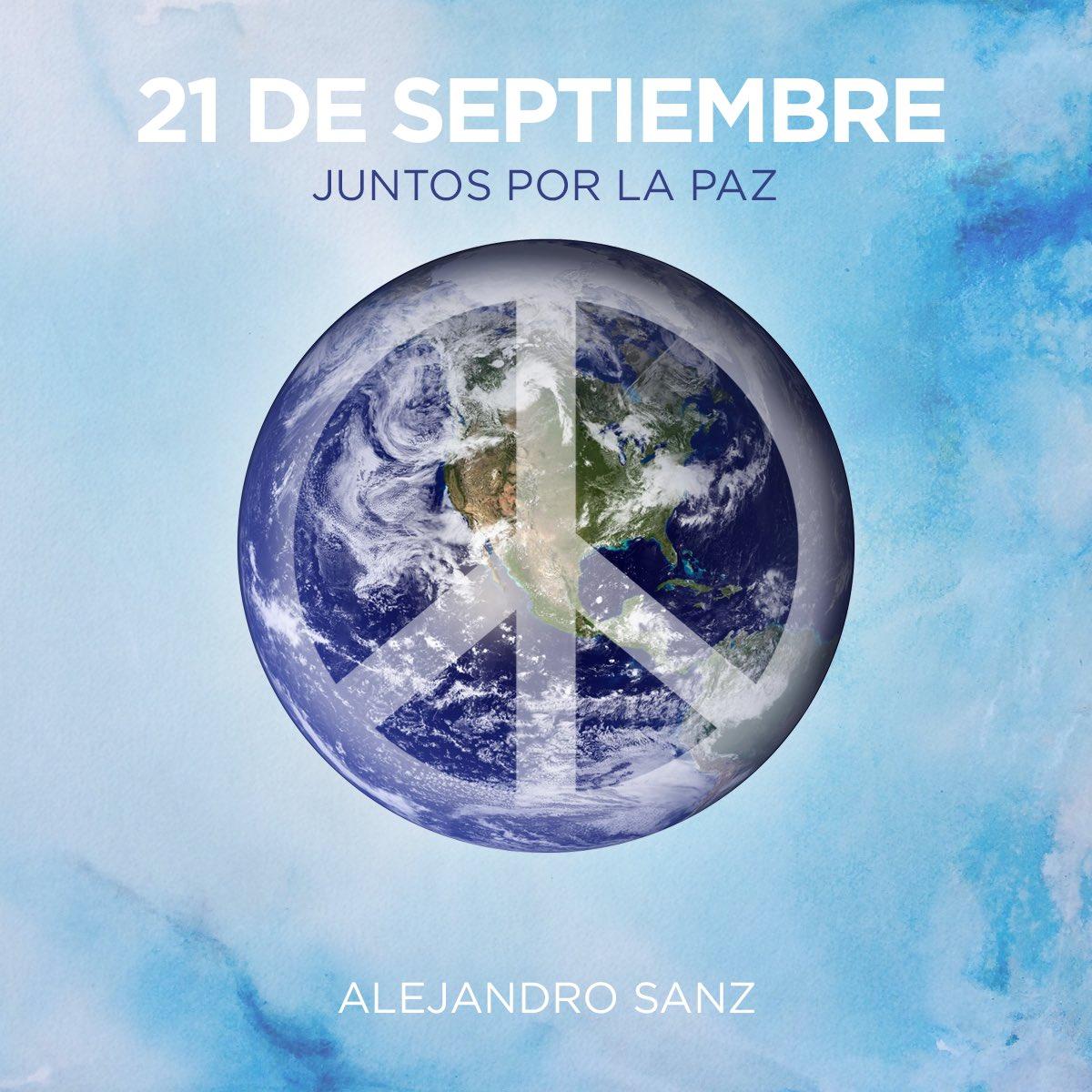 Juntos por la paz: Respeto, seguridad y dignidad para todos ☮ #DiaInte...