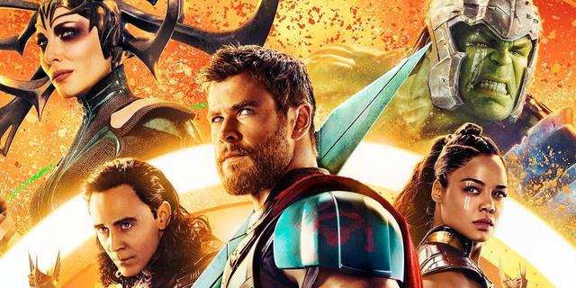 Comicbookmovie Com On Twitter Thorofficial Ragnarok