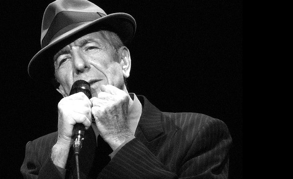 Hey Leonard Cohen. happy birthday. i miss you being out there somewhere.
