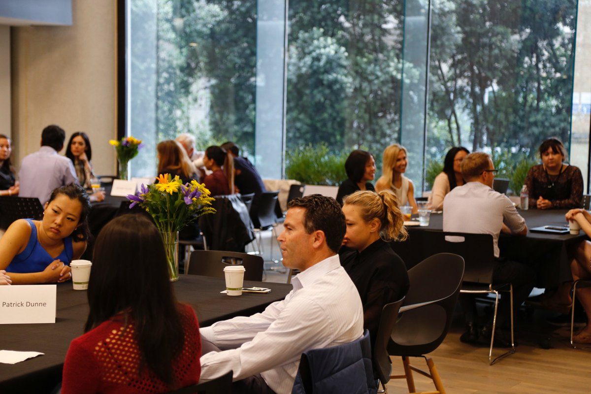 Great discussion & delicious food at the LendingClub Women's Internal Network breakfast w/ our exec team yesterday. Thanks to all who came!