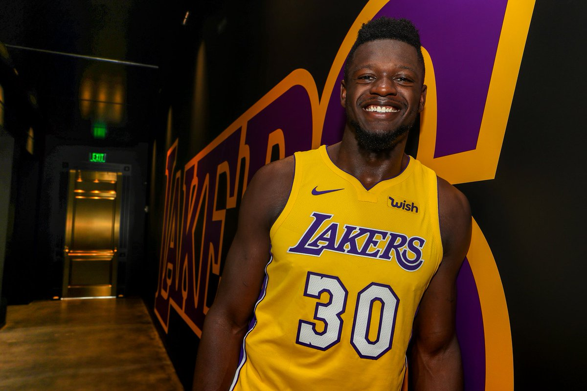 detailed look 11acd 983d5 Los Angeles Lakers on Twitter: