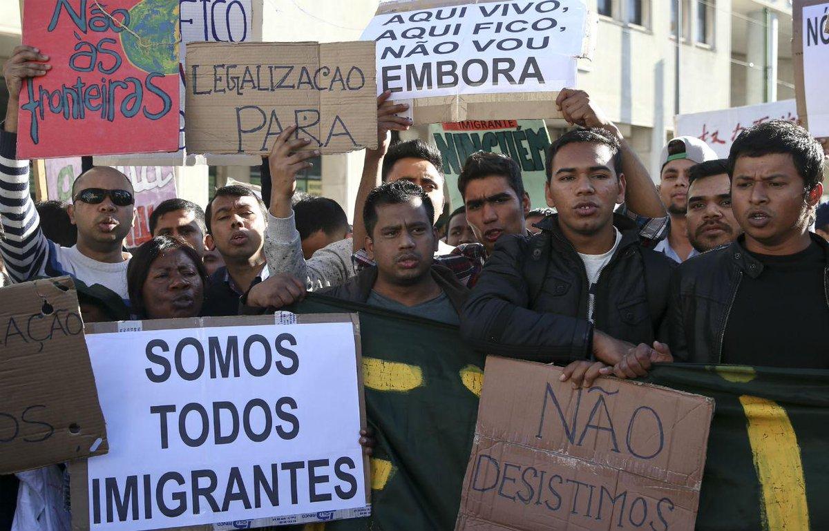 CDS-PP também já entregou projeto contra nova lei da imigração https://t.co/XtZmETD8fS