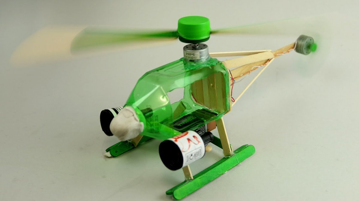 Battery powered chopper. #Chopper #Corks #Plastic #Creativity #PlasticArt #Recycle #Recycling #Recyclers #Innovation #IntegratedRecyc<br>http://pic.twitter.com/a5GcNBt3QD