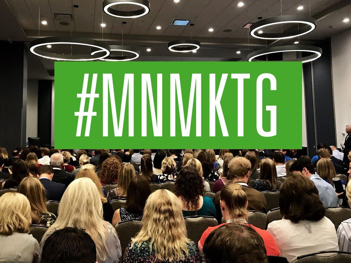 We spoke, we sponsored, we learned. Here are our top takeaways from #MNMKTG:  http://www. schermer.co/2017/09/top-ta keaways-from-mnmktg/ &nbsp; …  <br>http://pic.twitter.com/ZD35PkDhtk