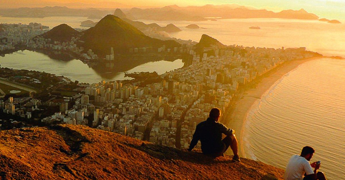 14 mirantes para se deslumbrar com o Rio de Janeiro: https://t.co/AlGU5VmzNv 😍