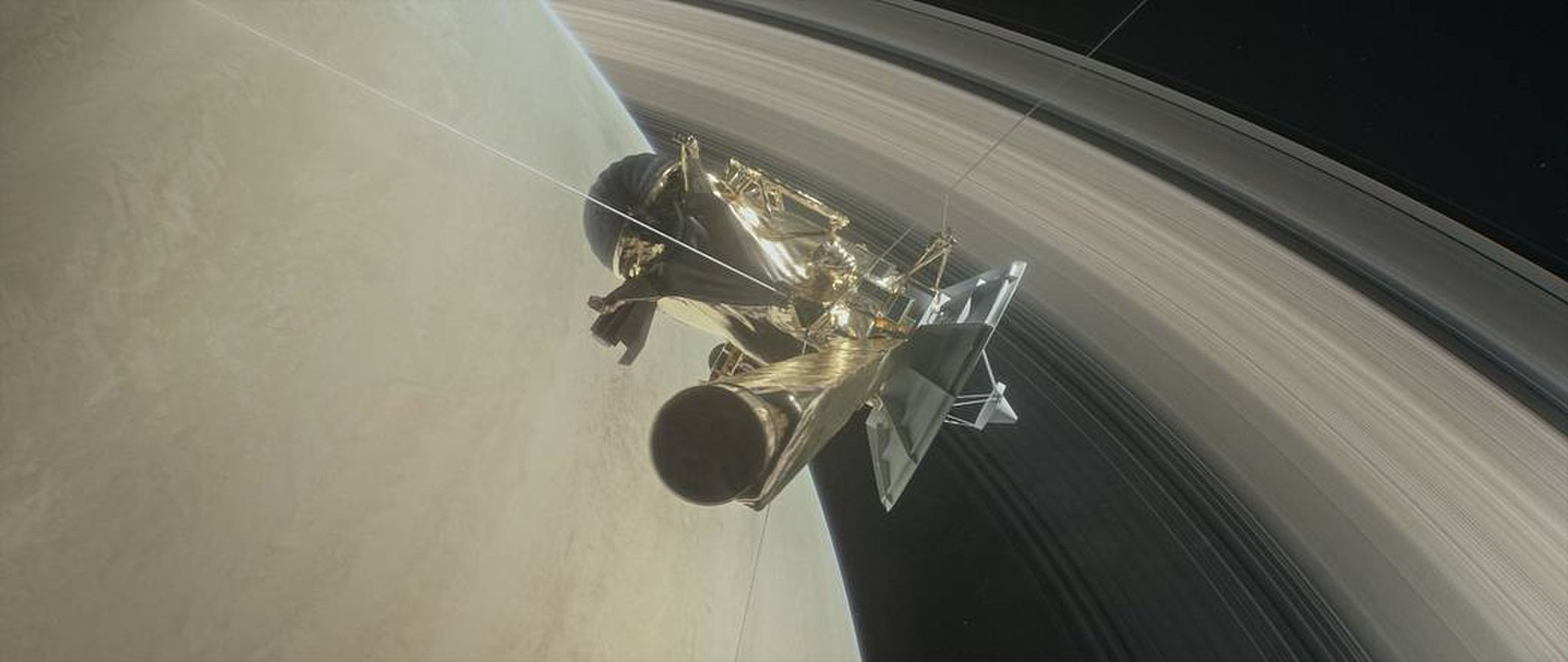 How Cassini Managed to Live Such a Long and Useful Life at Saturn https://t.co/FCrg9d2onD https://t.co/SSadQKOUzT