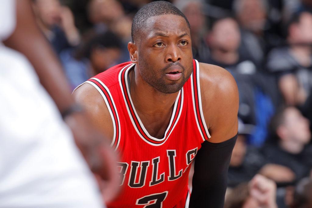 Bulls executive VP John Paxson open to Dwyane Wade buyout -- if terms benefit franchise  MORE: https://t.co/gsV85qeDnQ