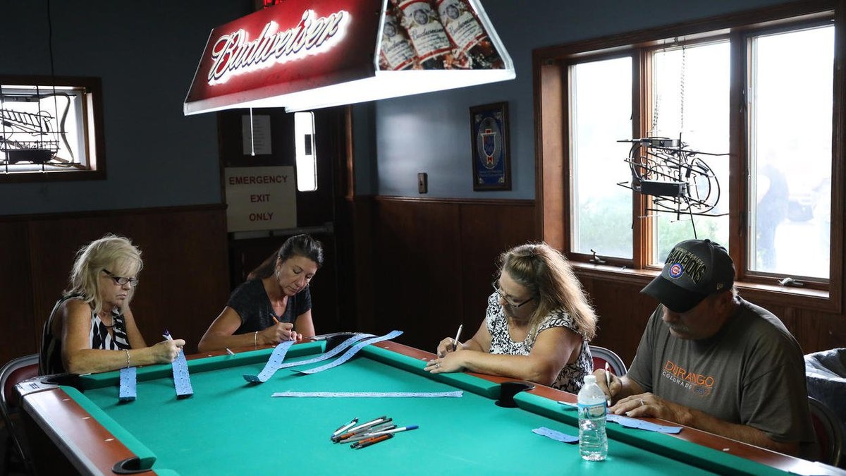 Morris VFW to draw winner of $1 million Queen of Hearts raffle on Monday, following legal snafu https://t.co/wsShFpFhvL