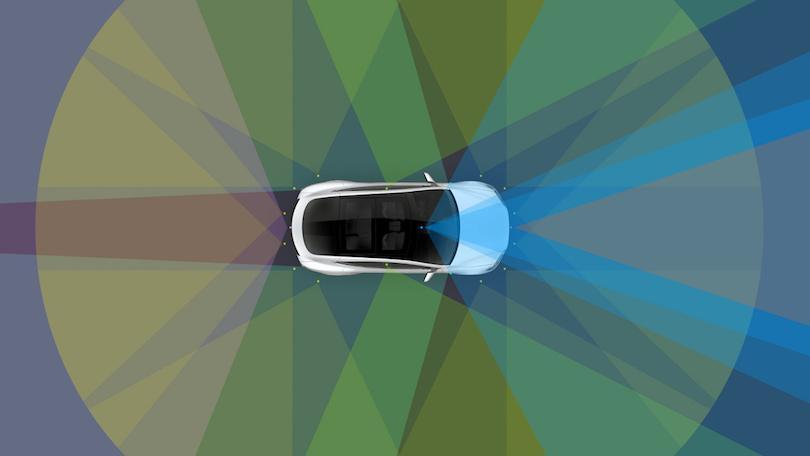 Report: #Tesla, #AMD Developing Self-Driving Car AI Chip: https://t.co/4yE8b4RokE