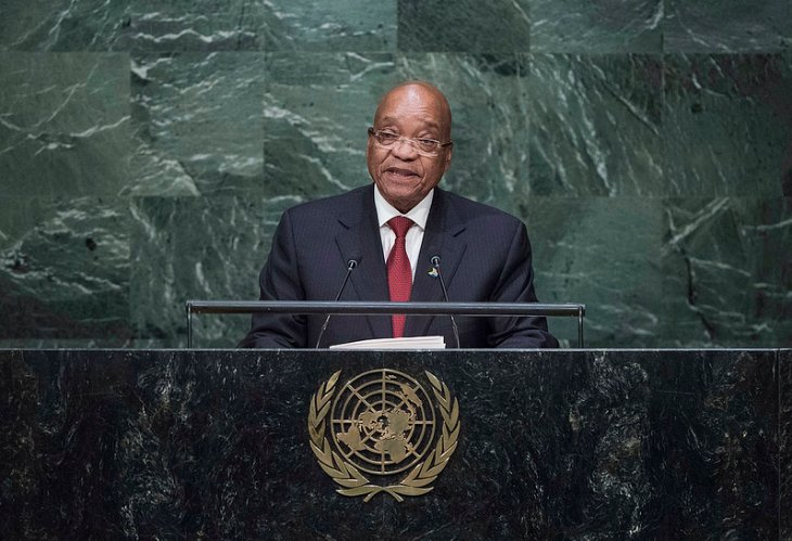 #UNGA, Pres Zuma of #Southafrica- Security Council to be reformed, as it was unable to carry out its responsibilities