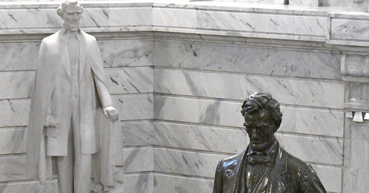 Panel: Remove plaque that calls Jefferson Davis a 'hero' in state capitol https://t.co/eVPnTp6o2o
