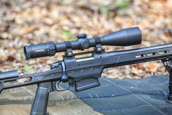 5 Reasons #SteinerOptics may be the ULTIMATE #riflescope for hunters! Details HERE: https://t.co/nJWZm1aPgX | @HuntingMag