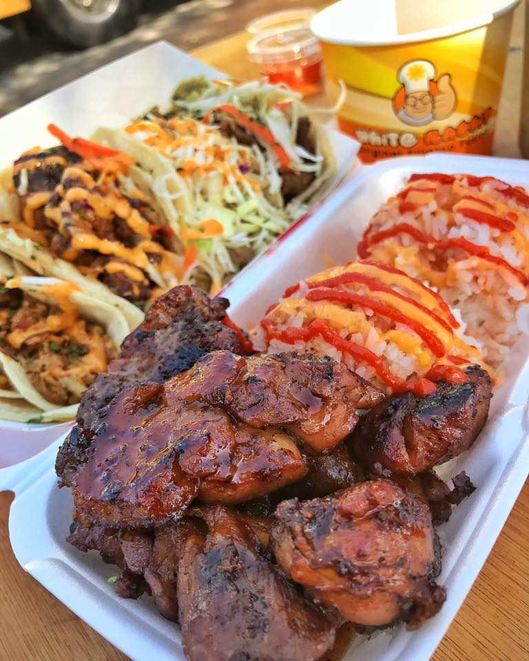 ** Thursday Lunch **  11am-2pm LOS ANGELES 550 Hill St - parked 6th St.