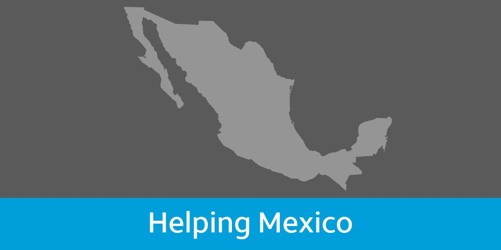 We're extending credits for our customers for calls + texts from the US to MEX. Details: https://t.co/atLeSaRUt0