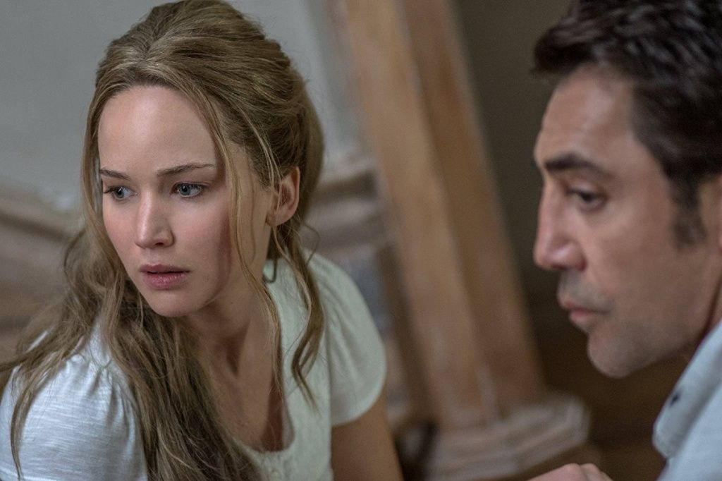 The movie 'mother!' came from a place of 'impotent rage on what was going on in the world,' says Darren Aronofsky https://t.co/Wd0W3CCfjg
