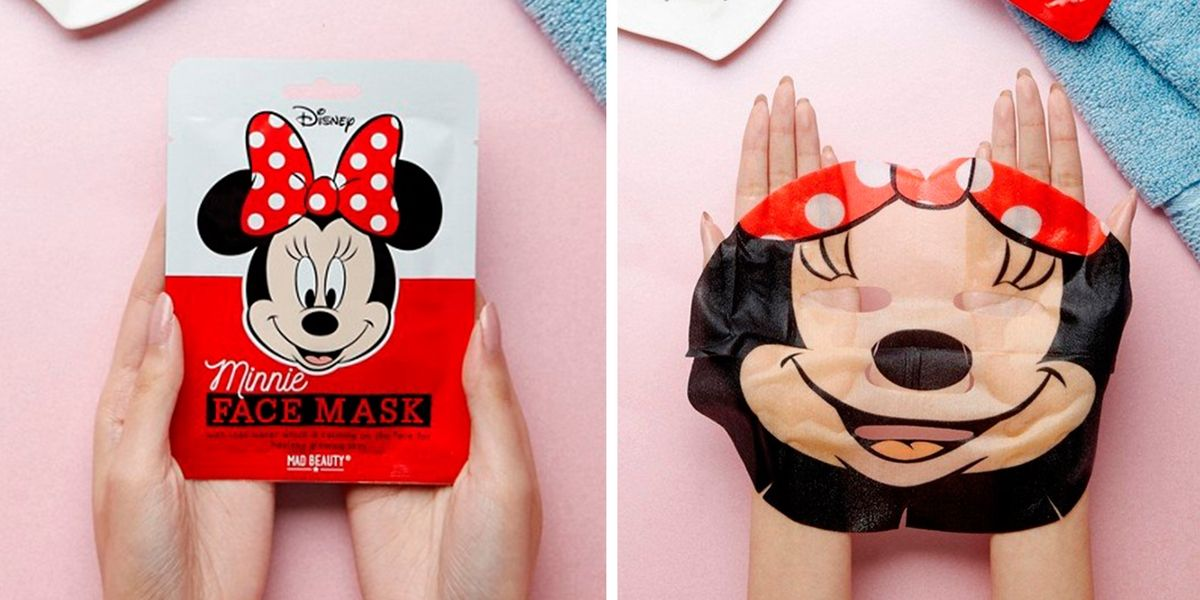 Get Excited, Because ASOS Is Selling Minnie Mouse Face Masks https://t.co/8WmPUNK1T6