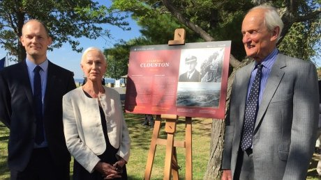 Montreal-born unsung hero in WW II's Battle of Dunkirk honoured at Lachine Canal https://t.co/9b1QukiTlP