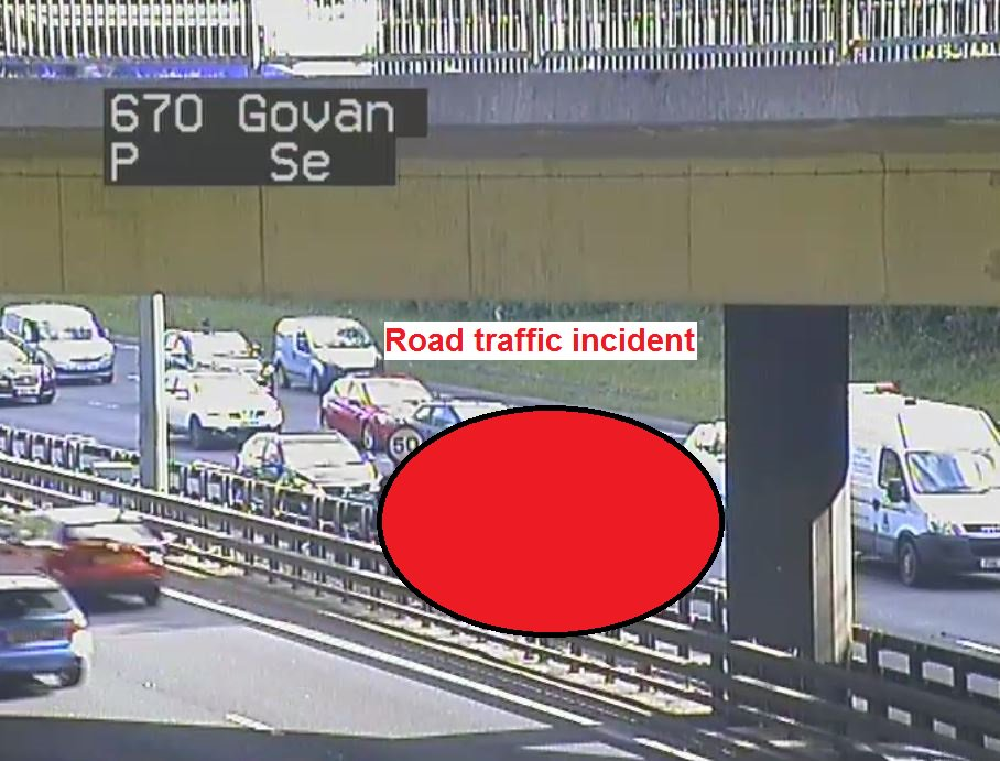 test Twitter Media - ❗ NEW ❗  The #M8 westbound between J23 and J24 is restricted in lane 3 of 3 due to a road traffic incident @ScotTranserv https://t.co/OWxPOwoCtR
