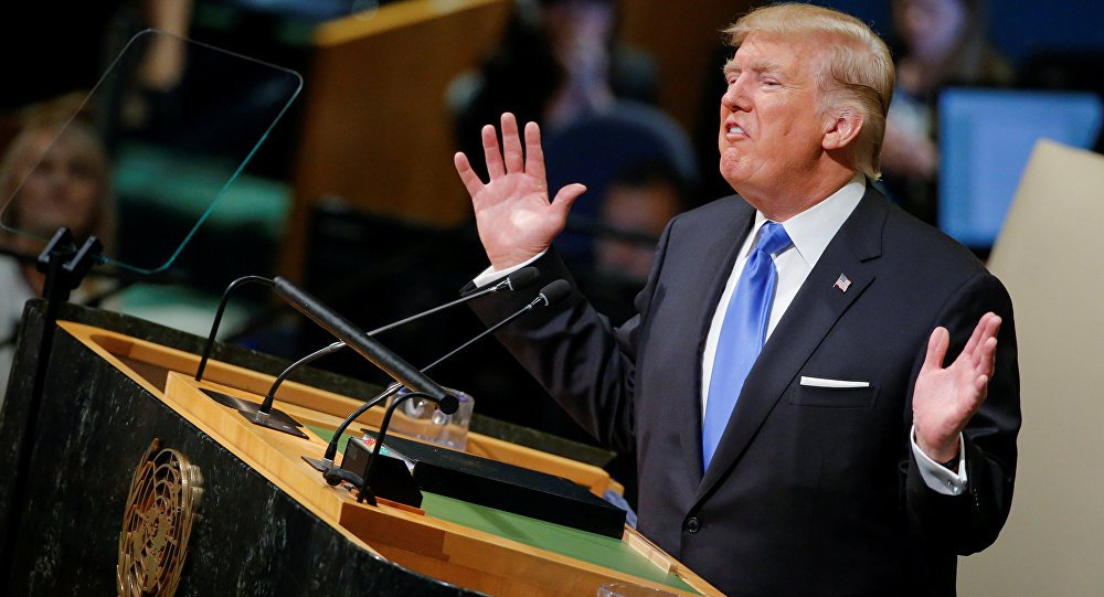 Great discoverer: #Trump's 'Nambia' gaffe makes him butt of #Twitter j...