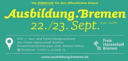 Bremen Senat Presse On Twitter Jobmesse Ausbildungbremen Infos